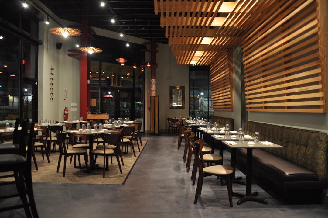 Restaurant Interior Design Atlanta : Taka sushi passion icon development corp